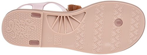 Nude Femme Bout 44425 Gioseppo Beige Sandales Ouvert qFPB8w