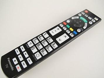 Panasonic N2QAYB000863 mando a distancia para televisor-dispositivos: Amazon.es: Electrónica