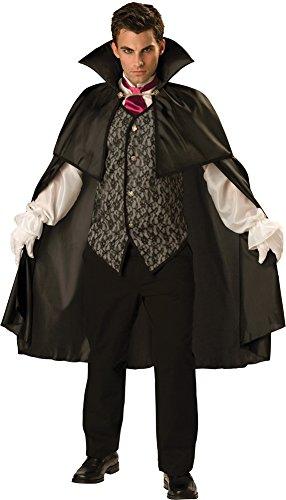 Vampire Xl Adult Mens Costume (Sexy Male Vampire Costume)