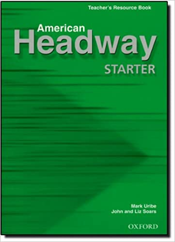 Students book american headway starter