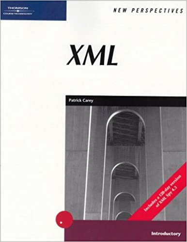 New Perspectives on XML- Introductory by Patrick Carey (2002-11-20)