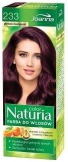 Joanna Naturia 233 - Tinte para el pelo, color burdeos ...