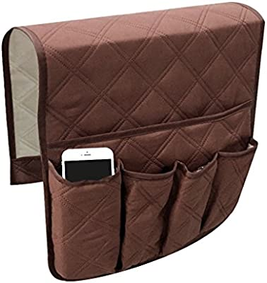 Fine Waterproof Sofa Couch Chair Armrest Organizer Sofa Arm Caddy Tray Tidy Hanging Storage Bag Table Cabinet Pocket For Tv Remote Lamtechconsult Wood Chair Design Ideas Lamtechconsultcom
