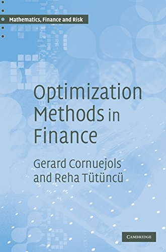 Optimization Methods in Finance (Mathematics, Finance and Risk)