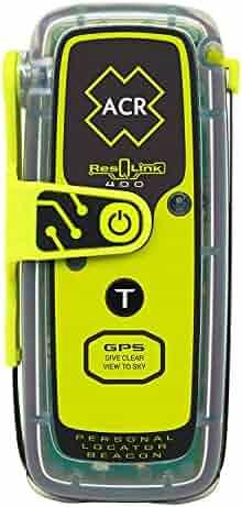 ACR ResQLink 400 - Buoyant GPS Personal Locator Beacon (Model: PLB-400)