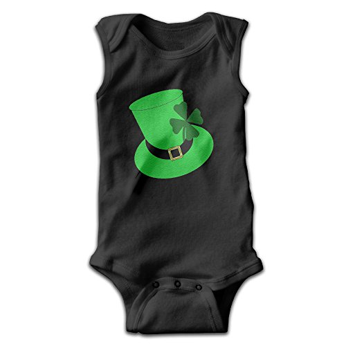 Lime Green Leisure Suit (ROSE MAGEE Green Cut Hat Baby Sleeveless Leisure Infant Bodysuit Rompers Climbing Clothes Playsuit Outfits Clothes Onesie)