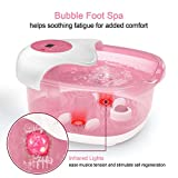 Foot Spa Misiki Foot Bath Massager with Heat