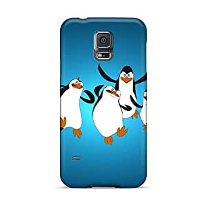 CristinaKlengenberg Samsung Galaxy S5 Bumper Mobile Cases Customized Fashion Madagascar 3 Image [Ooe1665RXOA]