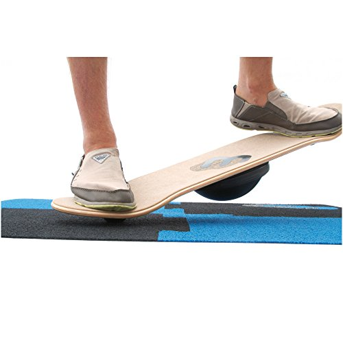 Whirly Board Spinning Balance Board and Agility Trainer from Whirly Board