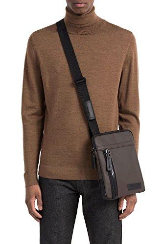 hombro al para Calvin Klein Bolso hombre marrón Z6xfvp