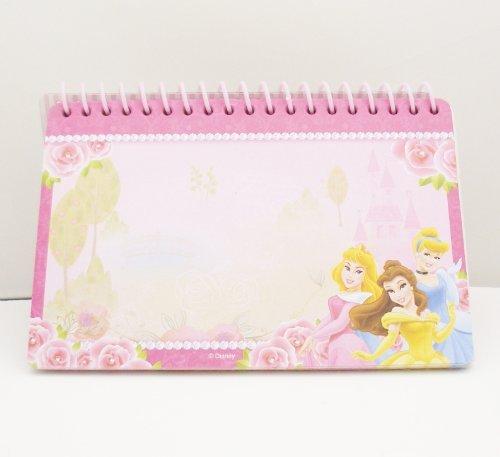 Disney Princess Cinderella Autograph Book with Pen