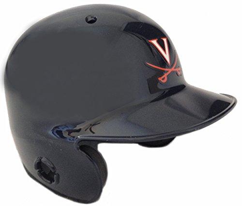 VIRGINIA CAVALIERS NCAA Schutt Authentic MINI Baseball Batter's / Batting Helmet (Authentic Mini Batting Helmet)