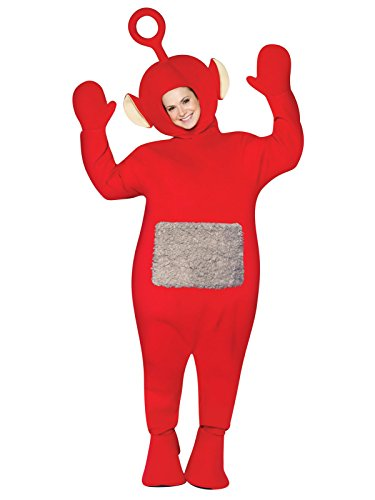 Teletubbies Costume - One Size - Chest Size (Teletubbies Costumes For Halloween)
