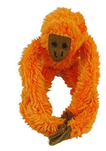 Soft Farm/Safari Fridge Magnets Magnetic Mates Animals - Various Animals (Orange Monkey)