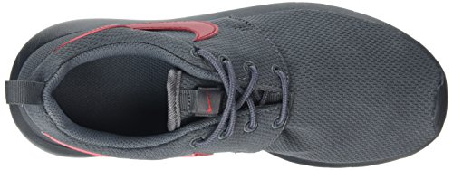Nike 599728-035, Zapatillas de Deporte para Niños Gris (Dark Grey / Gym Red Anthracite)
