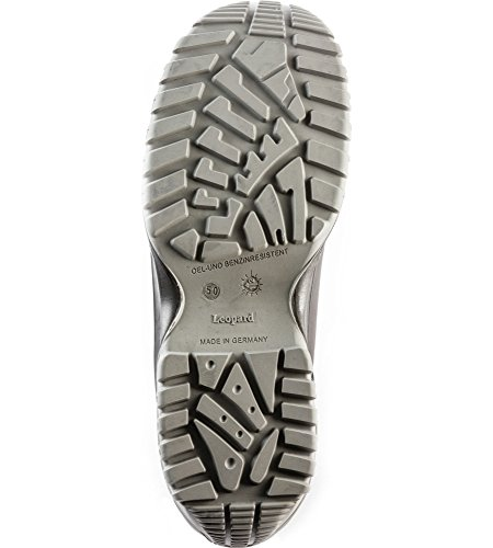 Chaussures de sécurité Oversize S3 montantes noires