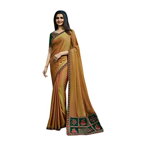 Indiano Women Sari Designer Skirt indiano Camicetta Wedding Tradizionale hochzet New Dress Party Designer Ladies Prachi Desai Bollywood Wear 2877 Ethnic Saree Designer Silk r1w6TraqO