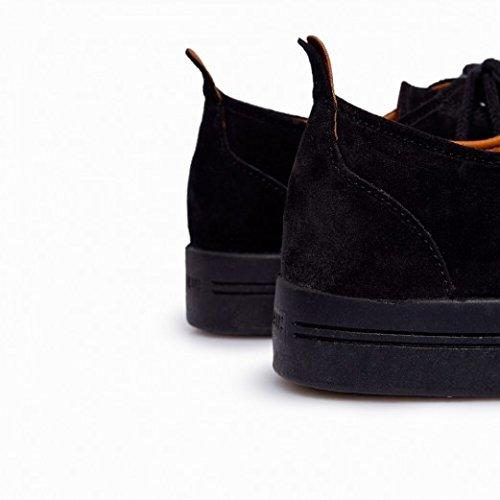 Pompeii, Zapatillas Mujer, Origami, Black, 36: Amazon.es: Zapatos y complementos