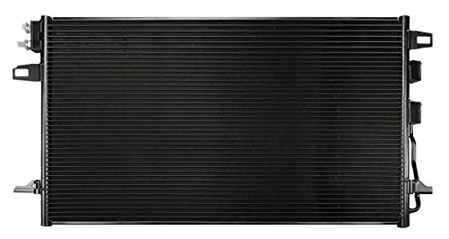 Sunbelt A/C AC Condenser For Dodge Grand Caravan Chrysler Town & Country 3320 Drop in Fitment