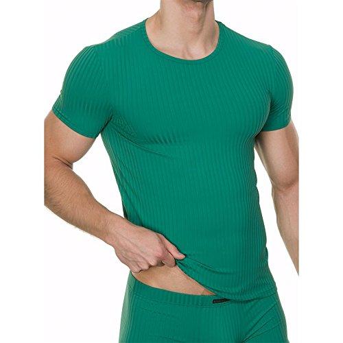 Bruno Banani Shirt Anti Stress Smaragdgrün 2203-1760/1197