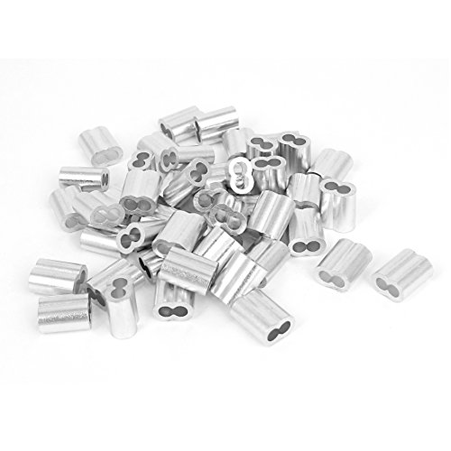 uxcell 32 inch Aluminum Sleeves Fittings