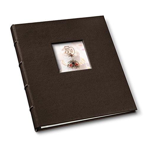 Gallery Leather Presentation Binder 3/4