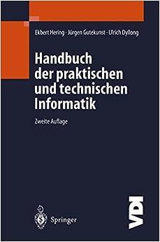 Book Handbuch der praktischen und technischen Informatik (VDI-Buch)
