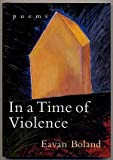 In a Time of Violence, Boland, Eavan, 0393036170