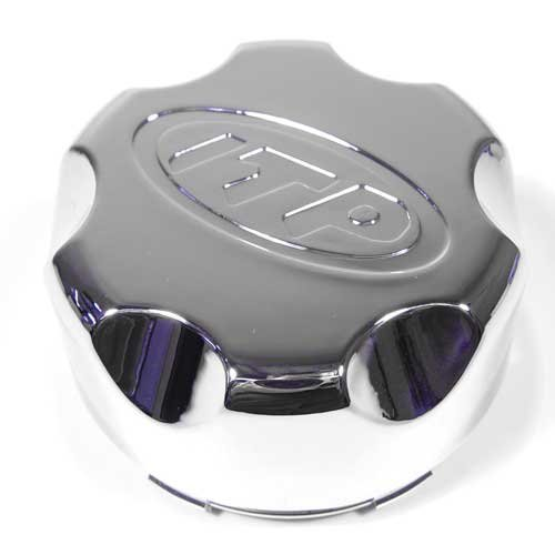 ITP C-Series Center Caps 4 Pack - 4/110-115/Chrome -