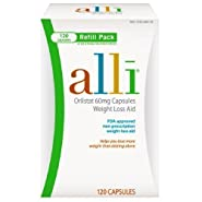Alli Weight Loss Aid Refill 60mg