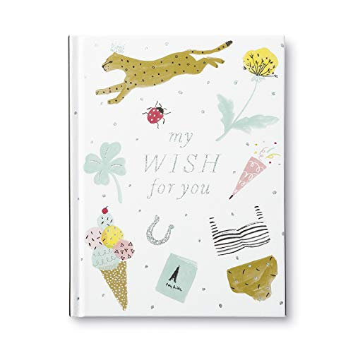 Well Book Wishes - My Wish for You - A gift book of well wishes.