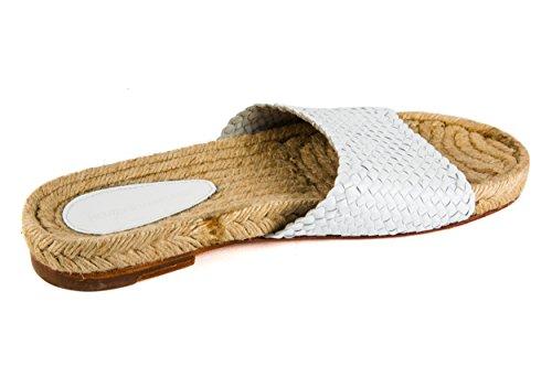 Melvin & Hamilton Sandales Pour Femmes Blanc Blanc 37 Eu