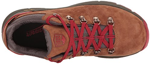 Danner Women's Mountain 600 Low 3'' Hiking Boot, Brown/Red, 7 M US by Danner (Image #8)