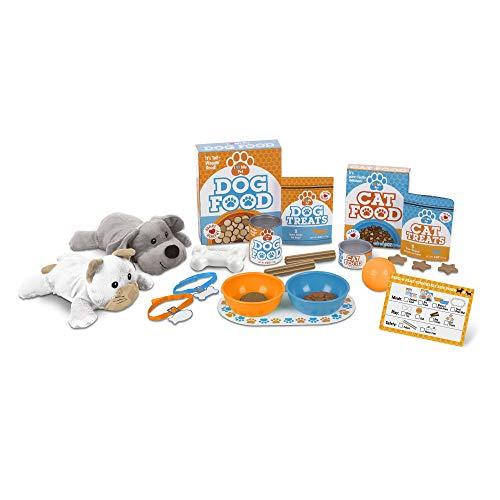 Melissa & Doug Feed & Play Pet Treats 26 Piece Play Set Only $12.55