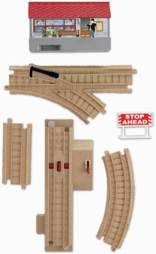 Thomas & Friends TrackMaster Sodor Sounds Track Pack Includes 17 Pieces