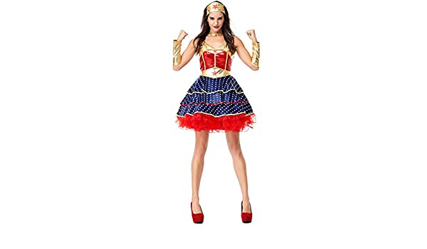 CAGYMJ Cosplay Dress Party Ropa De Mujer,Superman Volador Sexy ...