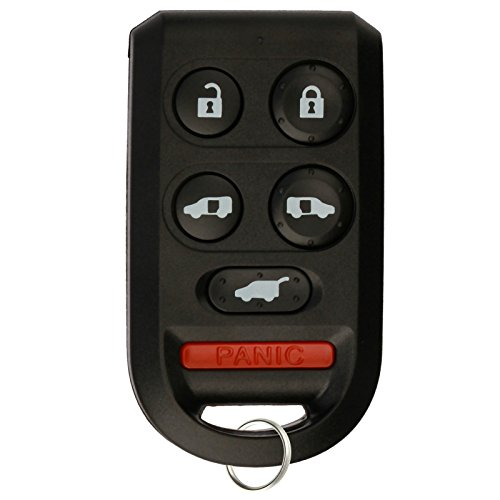KeylessOption Keyless Entry Remote Control Car Key Fob for OUCG8D-399H-A (Odyssey Remote)