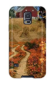 High Quality GGDZcca3272eASvJ Thanksgivings Tpu Case For Galaxy S5
