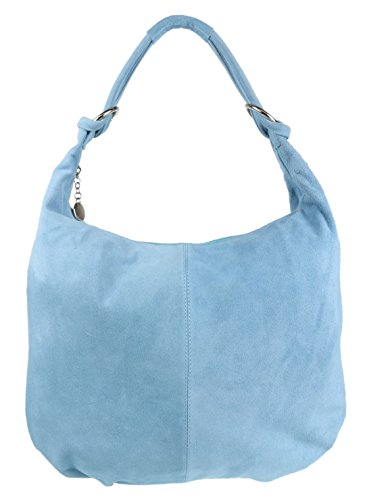 Girly Handbags Sacs bohème femme bleu clair