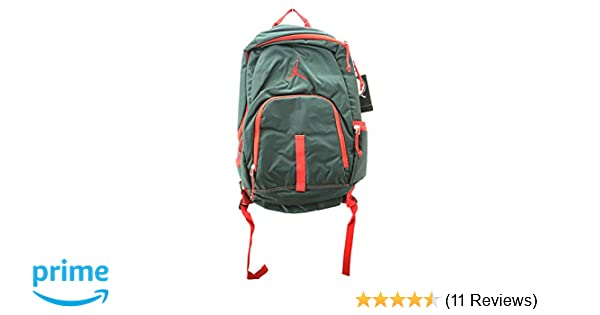 8b87d31c556d Amazon.com   658399-010  AIR JORDAN JUMPMAN BACKPACK ACCESSORIES  ACCESSORIES AIR JORDANBLACK RED  Sports   Outdoors