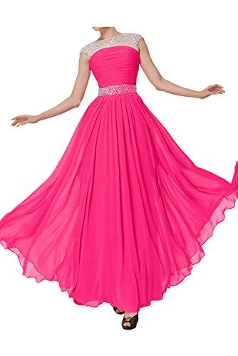 TOSKANA BRAUT - Vestido - trapecio - para mujer rosa 54