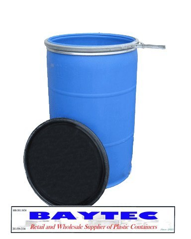 (55 Gallon Drums Plastic Open-Head)