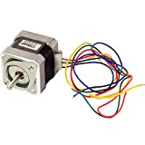 Gejoy 8 Pieces Stepper Motor Steel and Rubber