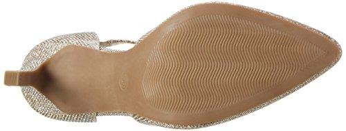 Marco Tozzi 24401 - Zapatos de Tacón Mujer Dorado (Gold 940)