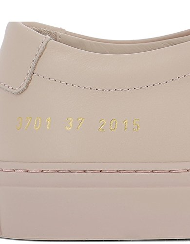 COMMON PROJECTS Damen 37012015O Rosa Leder Sneakers