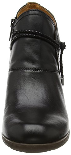 8775 Rotterdam Womens Black Boot Pikolinos Leather Bootie 902 HqExf4I1