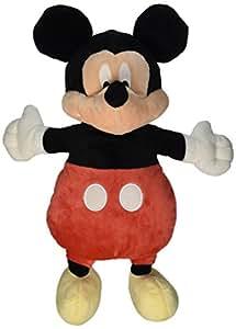 Kids Preferred Disney Comfort Cuddly Plush Toy, Mickey Mouse