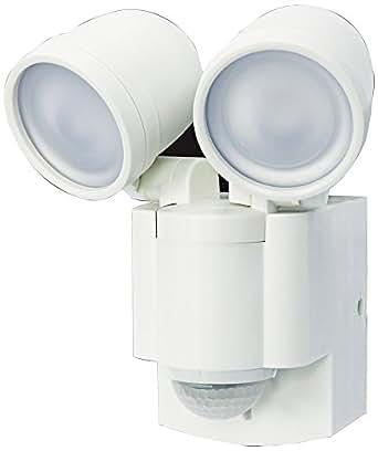 Battery Operated Motion Sensor Twin Led Light 140 176 Motion
