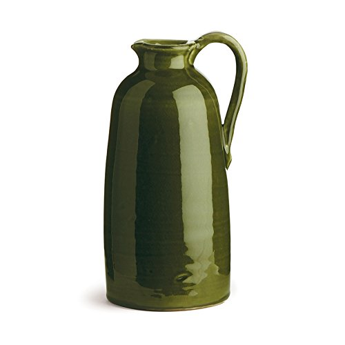 Napa Home & Garden Oak Knoll JUG 13'' Green by Napa Home & Garden