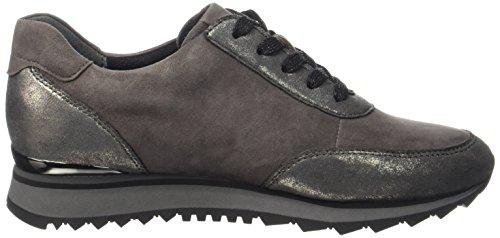 Gabor Dark Grau Derbys Damen Casual grey Carbone rwXqr8a